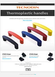 Thermoplastic Handles