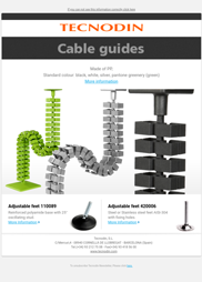 Cable guides