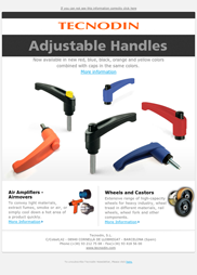 Adjustable Handles