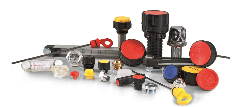 Hydraulic equipment accessories